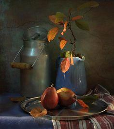 Two Pears bellos tonos