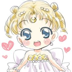 Princess Serenity baby :3 dawwww
