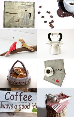 ♥♥ coffee always good idea ♥♥ by Paola Fornasier on Etsy--Pinned with TreasuryPin.com