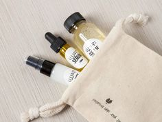 Small Wonder.  Facial Kit. Yoga Lifestyle. free shipping. gift set by Ujjayiboutique on Etsy