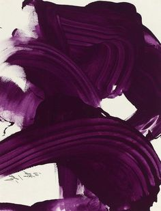 Kazuo Shiraga - His painting method involves dripping paint onto canvas instead of using a brush and painting strokes with his feet while hanging from a rope. His work exhibits an incomparable feeling of power and speed and stands as one of the monumental landmarks in the history of Japanese avant-garde art.