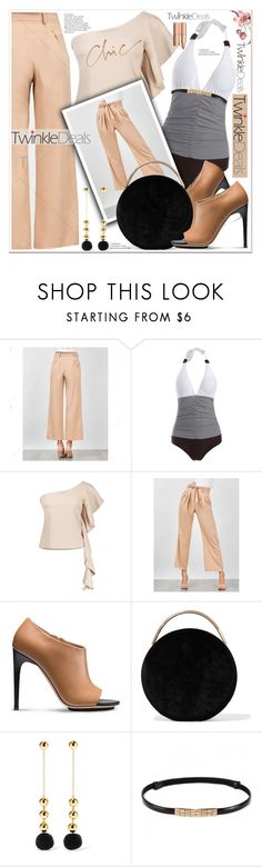 """""""2 in 1 Work and Beach 47/2"""" by spenderellastyle ❤ liked on Polyvore featuring Calvin Klein, Eddie Borgo, Elizabeth and James, WorkWear, beach and twinkledeals"""