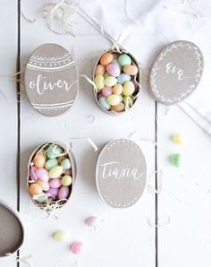 8 Ridiculously Cute (and Creative) Easter Basket Ideas via @PureWow