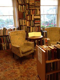 scarthin books, cromford