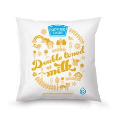MOTHER DAIRY DOUBLE TONNED MILK 500ML