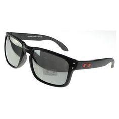 Cheap Oakley Holbrook Sunglasses black Frame grey Lens On Sale : Fake Oakleys$20.89