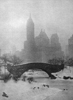 D. J. Ruzicka - 5th Avenue - Vintage Gravure