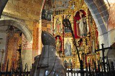 Altar de Ermita de San Segundo - Avila, Spain