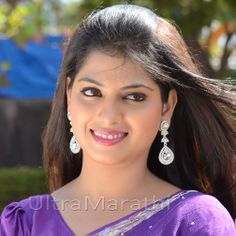 """Smita Shewale is a Marathi actress. She debuted in Marathi movie Yanda Kartavya Aahe (2006).[1] Recently, she has started acting in Zee Marathi TV serial called Savitri. She has also danced in some of the events like 'Zee Marathi Awards' 2008.She has also acted in movie like """"one room kitchen"""". She has acted in marathi serial called Kalay tasmai namaha on ETV marathi channel."""