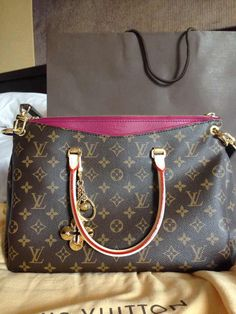 23c3cf1a5fbc Love my new bag from Louis Vuitton new collection