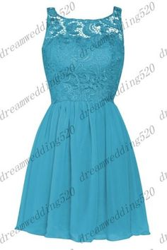 STOCK-Lace-Short-Hot-Prom-Party-Bridesmaid-Wedding-Evening-Dress-Size-6-18