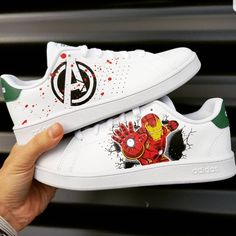 Behind The Scenes By france_custom All Nike Shoes, Dr Shoes, Nike Shoes Air Force, White Nike Shoes, Me Too Shoes, Painted Sneakers, Painted Shoes, Custom Design Shoes, Custom Shoes