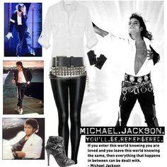 Inspired in MJ.