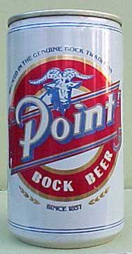 Point Bock Beer