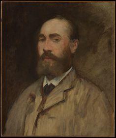 Jean-Baptiste Faure (1830–1914) (1882–1883) - Dimensioni 59.1 x 49.5 cm - olio su tela - in esposizione al The Metropolitan Museum of Art di New York
