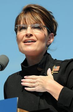 Sarah Palin; whether you love her or hate her, everybody knows who she is.