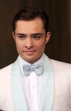 Chuck Bass's wedding bow tie, so Chuck, so perfs #GossipGirl #Fashion