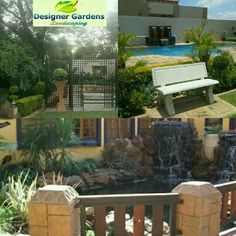 Landscaping Centurion, Pretoria and Johannesburg, Designer Gardens Landscaping www.designergardenlandscaping.co.za