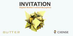 Cxense Experience New York, Nov. Digital Media, Highlights, Reception, Cocktails, Invitations, York, Craft Cocktails, Luminizer, Cocktail