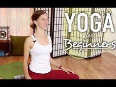 Yoga For Beginners - 40 Minute Neck, Back, & Shoulder Pain Relief Yoga - YouTube