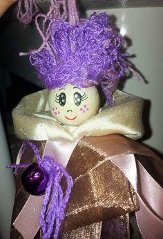 Pinky Lady - Pupias - Creazione di Samuela Chilton