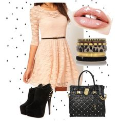 """v-day love"" by jm-cole on Polyvore"
