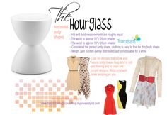"""""""The Hourglass Body Shape"""" by transform-image-consulting on Polyvore"""