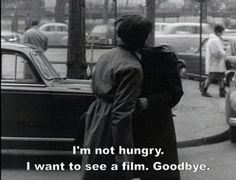 VIVRE SA VIE (Jean-Luc Godard - 1962).