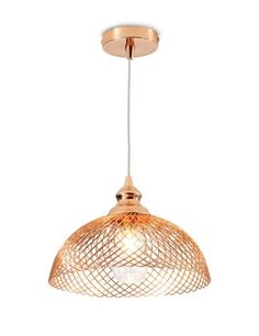 Fiji Pendant Ceiling Light | M&S