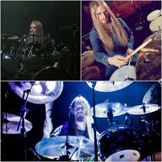 Martin Axenrot - Opeth drummer
