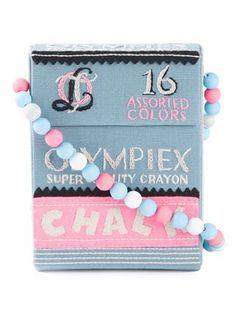 chalk box shoulder bag