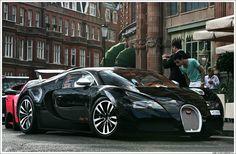 Bugatti Veyron Sang Noir *explored* | Flickr - Photo Sharing!