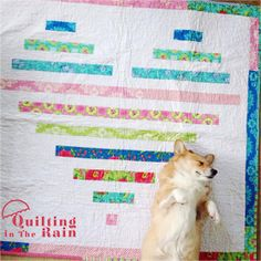 Quilting Tutorials and Fabric Creations | Quilting In The Rain: Summer Love Tutorial