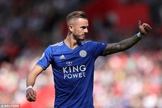 James Maddison has impressed for new club Leicester City during the opening weeks Ford Mustang Wallpaper, James Maddison, Leicester City Football, Gareth Southgate, King Power, Football Players, Premier League, England, Club