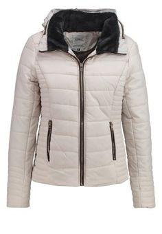 ONLBALANCE - Veste d'hiver - pumice stone Pumice Stone, Winter Jackets, Image, Fashion, Jacket, Winter, Winter Coats, Moda, Winter Vest Outfits