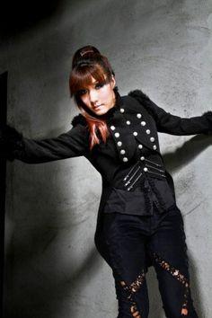 #tragicbeautiful Dark Army Tail Coat