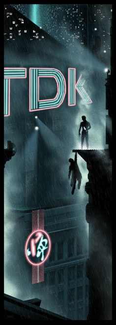 """Previews from the Blade Runner inspired music & art show, """"Moments Lost""""."""