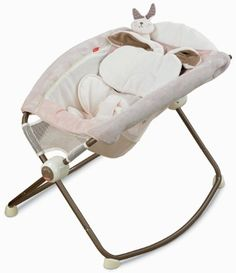 Amazon.com: Fisher-Price Deluxe Newborn Rock N Play Sleeper, Snugabunny: Baby