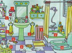 TOUCH questa immagine: El cuarto de baño by Patrizia Gaverio