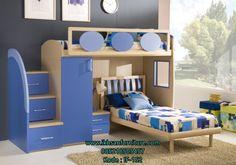 JualTempat Tidur Tingkat Anak Laki-laki Terbaru Tempat Tidur Tingkat Anak…