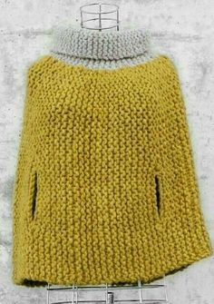 Knitting For Kids, Knitting Socks, Mustard, Shawl, Knit Crochet, Scarves, Sweaters, Outfits, Fashion