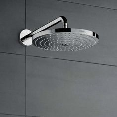 Shower Rail, Shower Set, Lugano, Fixed Shower Head, White Shower, Wet Rooms, Contemporary Bathrooms, Bathroom Fixtures