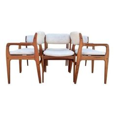 Mid-Century-Danish-Modern-Teak-Dining-Chairs-Benny-Linden