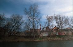 Andrey B. Barhatov posted a photo:  The Klyazma River. Schelkovo. Moscow region.  Camera: Asahi Pentax Spotmatic II (SPII)  Lens: MC Macro-Revuenon 28 mm ƒ3.5  Film: Konica Centuria 100 (expired 01.2007)  Scanner: Nikon Super Coolscan 5000 ED  Photo taken: 19/04/2017