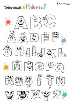 Mareste Letter Worksheets, Alphabet Activities, Educational Games, Letters And Numbers, Bullying, Preschool, Classroom, Lettering, Fun