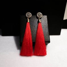 E001104 Shiny Style 3 Colors Offer Earrings by BarbaraBAB on Etsy