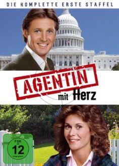 Agentin mit Herz - Staffel 1 (5 DVDs): Amazon.de: Kate Jackson, Bruce Boxleitner, Beverly Garland, Burt Brinckerhoff: Filme & TV