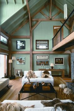 Loft space...love