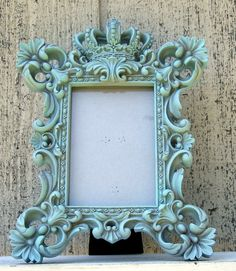 Super Cute- Baroque Princess Crown Frame-Nursery, Girl's  Room- Baby Shower Gift- Christmas Gift on Etsy, $25.28 AUD