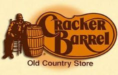 Cracker Barrel Restaurant. A local favorite with corporate offices located here in Lebanon.